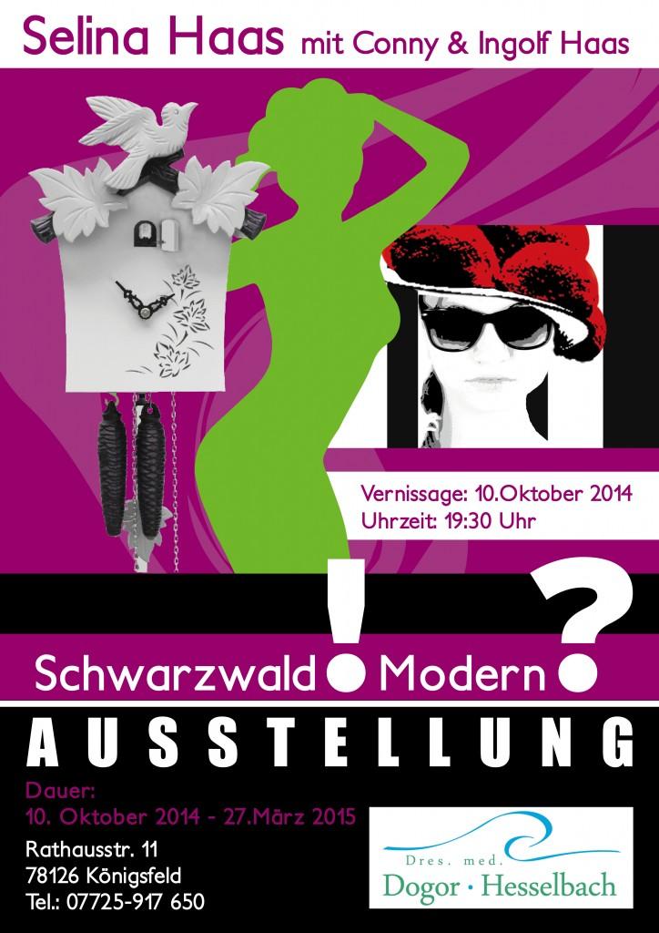 Plakar Schwarzwald Modern