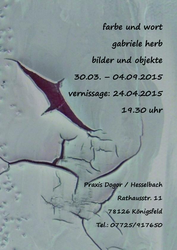 Plakat Gabi  Herb Kopie