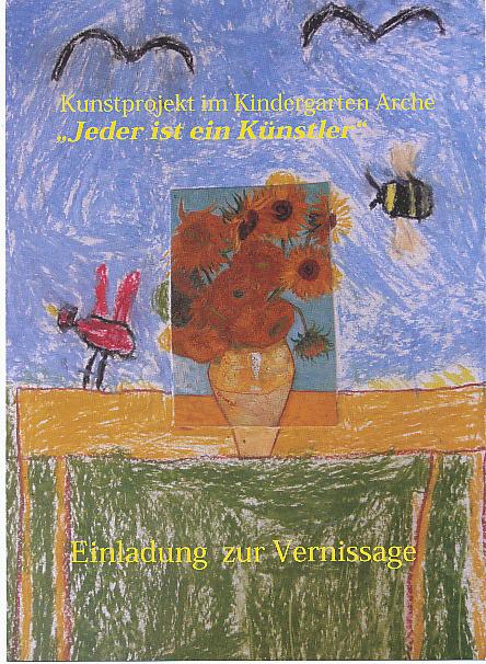 Kiga Arche-Kunst